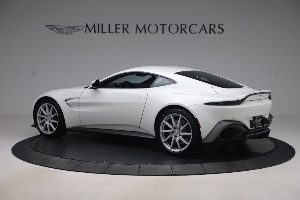 New 2020 Aston Martin Vantage for sale $181,781 at Pagani of Greenwich in Greenwich CT 06830 3