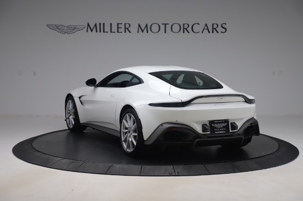New 2020 Aston Martin Vantage for sale $181,781 at Pagani of Greenwich in Greenwich CT 06830 4
