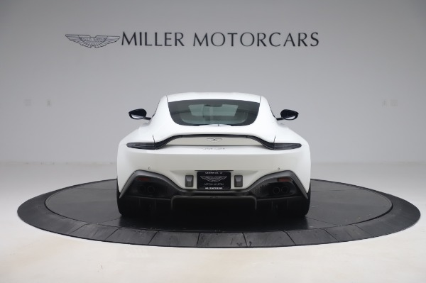 New 2020 Aston Martin Vantage for sale $181,781 at Pagani of Greenwich in Greenwich CT 06830 5