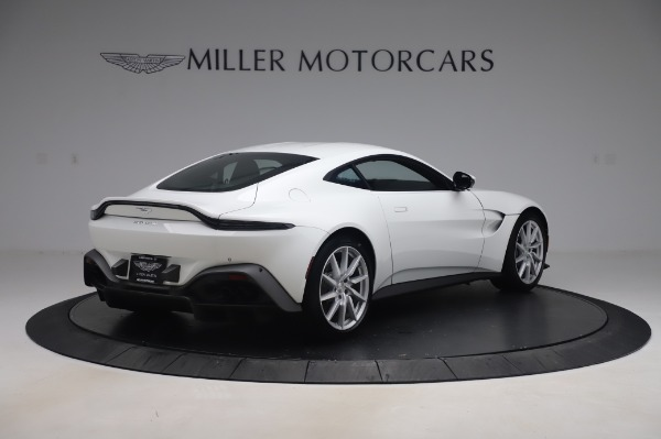 New 2020 Aston Martin Vantage for sale $181,781 at Pagani of Greenwich in Greenwich CT 06830 7