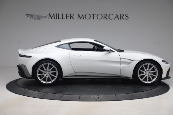 New 2020 Aston Martin Vantage for sale $181,781 at Pagani of Greenwich in Greenwich CT 06830 8