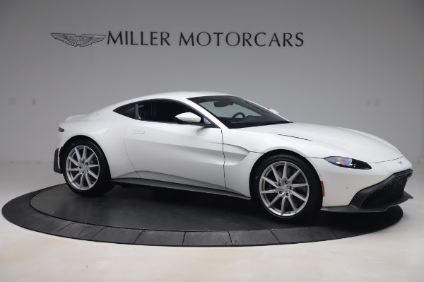 New 2020 Aston Martin Vantage for sale $181,781 at Pagani of Greenwich in Greenwich CT 06830 9