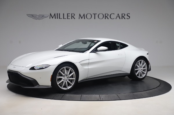 New 2020 Aston Martin Vantage for sale $181,781 at Pagani of Greenwich in Greenwich CT 06830 1