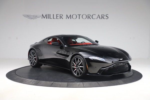 New 2020 Aston Martin Vantage Coupe for sale $185,181 at Pagani of Greenwich in Greenwich CT 06830 10