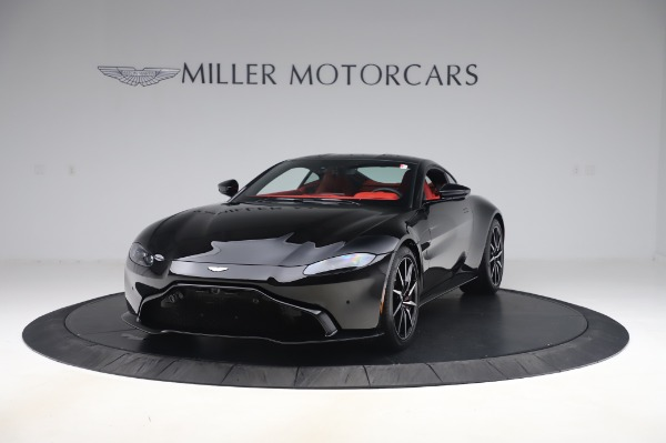 New 2020 Aston Martin Vantage Coupe for sale $185,181 at Pagani of Greenwich in Greenwich CT 06830 12