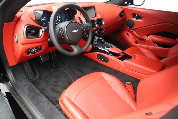 New 2020 Aston Martin Vantage Coupe for sale $185,181 at Pagani of Greenwich in Greenwich CT 06830 13