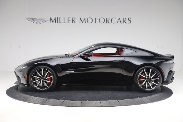 New 2020 Aston Martin Vantage Coupe for sale $185,181 at Pagani of Greenwich in Greenwich CT 06830 2