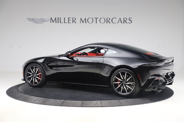 New 2020 Aston Martin Vantage Coupe for sale $185,181 at Pagani of Greenwich in Greenwich CT 06830 3