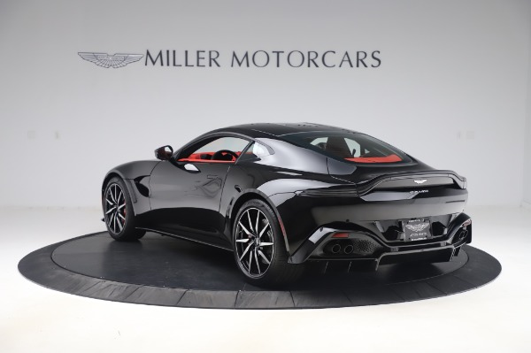 New 2020 Aston Martin Vantage Coupe for sale $185,181 at Pagani of Greenwich in Greenwich CT 06830 4