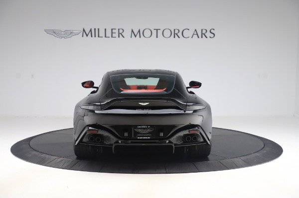 New 2020 Aston Martin Vantage Coupe for sale $185,181 at Pagani of Greenwich in Greenwich CT 06830 5