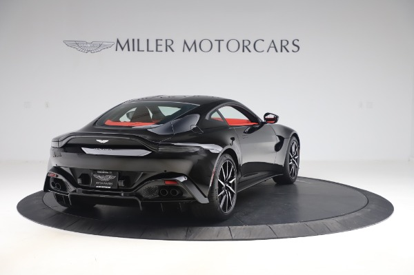 New 2020 Aston Martin Vantage Coupe for sale $185,181 at Pagani of Greenwich in Greenwich CT 06830 6