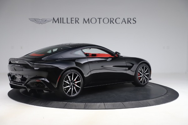 New 2020 Aston Martin Vantage Coupe for sale $185,181 at Pagani of Greenwich in Greenwich CT 06830 7