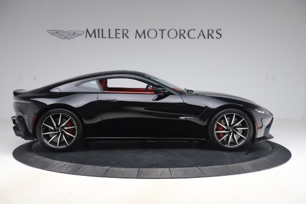 New 2020 Aston Martin Vantage Coupe for sale $185,181 at Pagani of Greenwich in Greenwich CT 06830 8