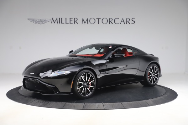 New 2020 Aston Martin Vantage Coupe for sale $185,181 at Pagani of Greenwich in Greenwich CT 06830 1