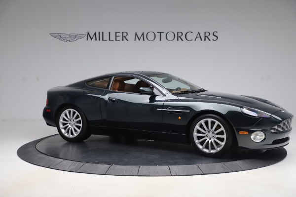Used 2003 Aston Martin V12 Vanquish Coupe for sale $79,900 at Pagani of Greenwich in Greenwich CT 06830 10