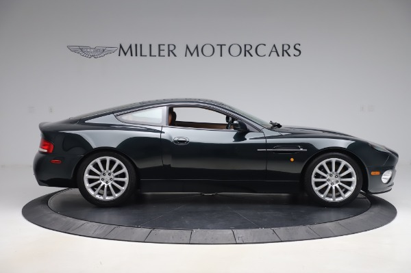 Used 2003 Aston Martin V12 Vanquish Coupe for sale $79,900 at Pagani of Greenwich in Greenwich CT 06830 9