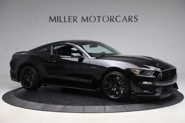 Used 2016 Ford Mustang Shelby GT350 for sale $47,900 at Pagani of Greenwich in Greenwich CT 06830 10