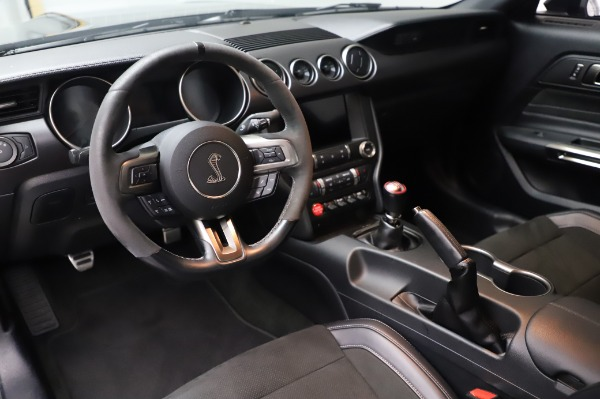 Used 2016 Ford Mustang Shelby GT350 for sale $47,900 at Pagani of Greenwich in Greenwich CT 06830 13