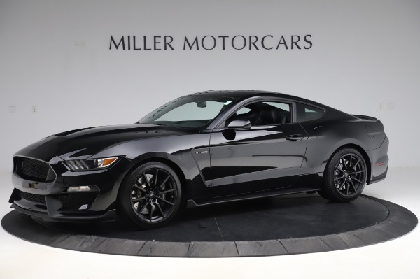 Used 2016 Ford Mustang Shelby GT350 for sale $47,900 at Pagani of Greenwich in Greenwich CT 06830 2