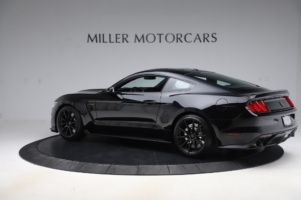 Used 2016 Ford Mustang Shelby GT350 for sale $47,900 at Pagani of Greenwich in Greenwich CT 06830 4