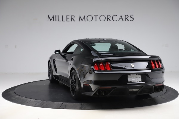 Used 2016 Ford Mustang Shelby GT350 for sale $47,900 at Pagani of Greenwich in Greenwich CT 06830 5