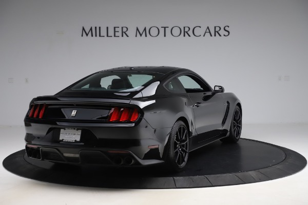 Used 2016 Ford Mustang Shelby GT350 for sale $47,900 at Pagani of Greenwich in Greenwich CT 06830 7