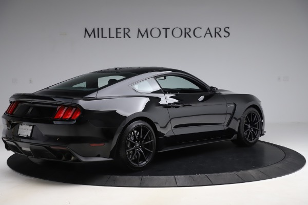 Used 2016 Ford Mustang Shelby GT350 for sale $47,900 at Pagani of Greenwich in Greenwich CT 06830 8