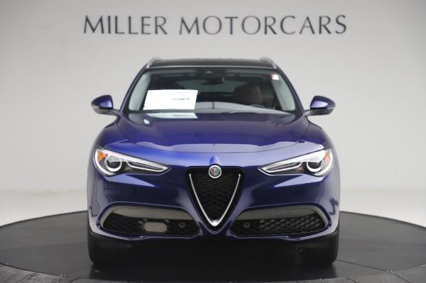 New 2020 Alfa Romeo Stelvio Q4 for sale Sold at Pagani of Greenwich in Greenwich CT 06830 12
