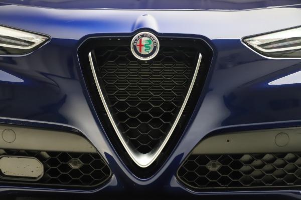 New 2020 Alfa Romeo Stelvio Q4 for sale Sold at Pagani of Greenwich in Greenwich CT 06830 13