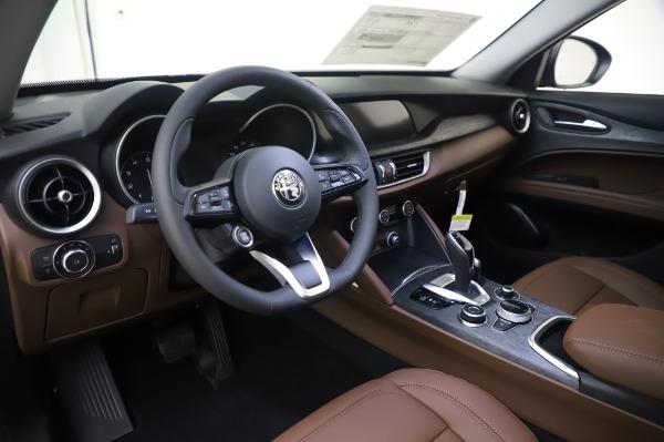 New 2020 Alfa Romeo Stelvio Q4 for sale Sold at Pagani of Greenwich in Greenwich CT 06830 17