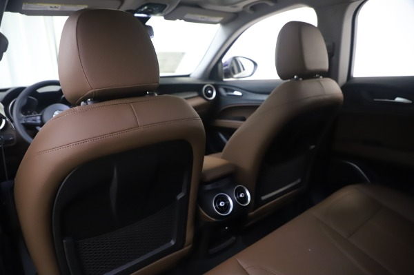 New 2020 Alfa Romeo Stelvio Q4 for sale Sold at Pagani of Greenwich in Greenwich CT 06830 21
