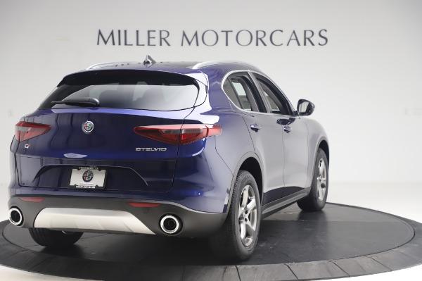 New 2020 Alfa Romeo Stelvio Q4 for sale Sold at Pagani of Greenwich in Greenwich CT 06830 7