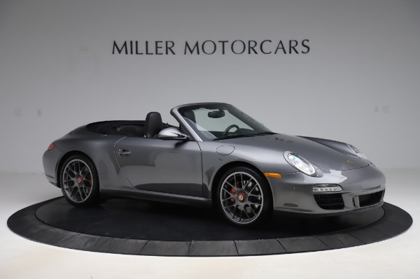 Used 2012 Porsche 911 Carrera 4 GTS for sale $79,900 at Pagani of Greenwich in Greenwich CT 06830 10
