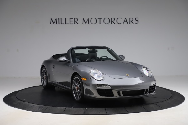 Used 2012 Porsche 911 Carrera 4 GTS for sale $79,900 at Pagani of Greenwich in Greenwich CT 06830 11