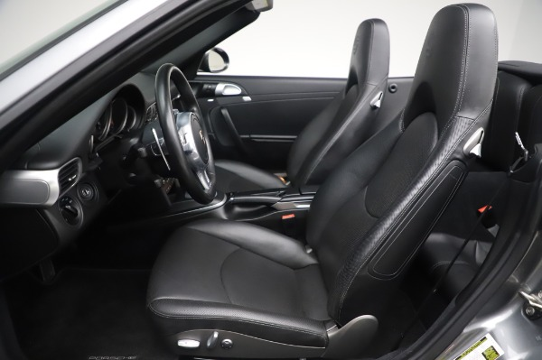 Used 2012 Porsche 911 Carrera 4 GTS for sale $79,900 at Pagani of Greenwich in Greenwich CT 06830 13