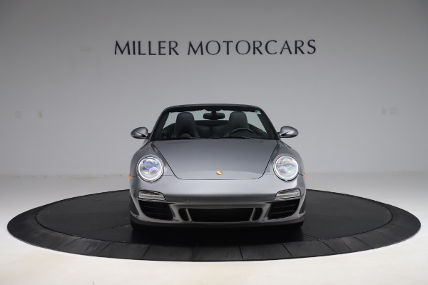 Used 2012 Porsche 911 Carrera 4 GTS for sale $79,900 at Pagani of Greenwich in Greenwich CT 06830 26