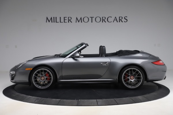 Used 2012 Porsche 911 Carrera 4 GTS for sale $79,900 at Pagani of Greenwich in Greenwich CT 06830 3