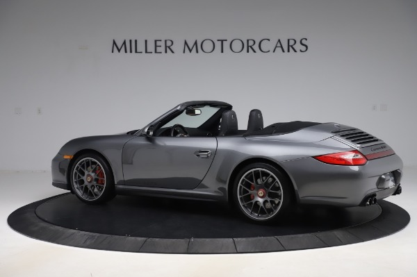 Used 2012 Porsche 911 Carrera 4 GTS for sale $79,900 at Pagani of Greenwich in Greenwich CT 06830 4