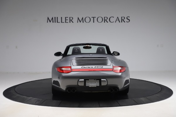 Used 2012 Porsche 911 Carrera 4 GTS for sale $79,900 at Pagani of Greenwich in Greenwich CT 06830 6