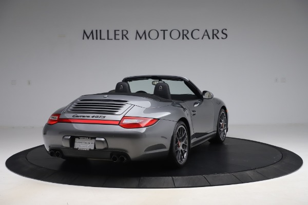 Used 2012 Porsche 911 Carrera 4 GTS for sale $79,900 at Pagani of Greenwich in Greenwich CT 06830 7