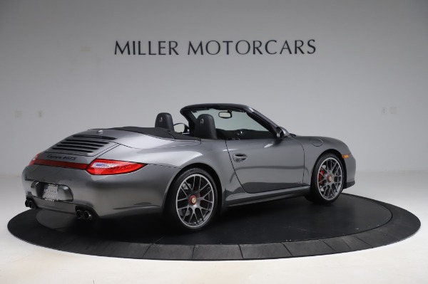Used 2012 Porsche 911 Carrera 4 GTS for sale $79,900 at Pagani of Greenwich in Greenwich CT 06830 8