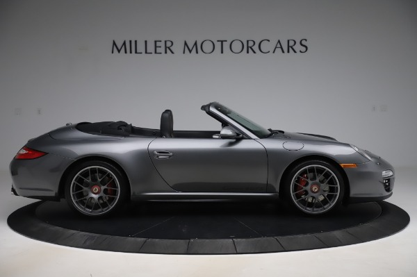 Used 2012 Porsche 911 Carrera 4 GTS for sale $79,900 at Pagani of Greenwich in Greenwich CT 06830 9