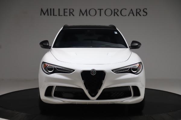 New 2020 Alfa Romeo Stelvio Quadrifoglio for sale Sold at Pagani of Greenwich in Greenwich CT 06830 12