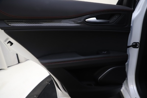 New 2020 Alfa Romeo Stelvio Quadrifoglio for sale Sold at Pagani of Greenwich in Greenwich CT 06830 28