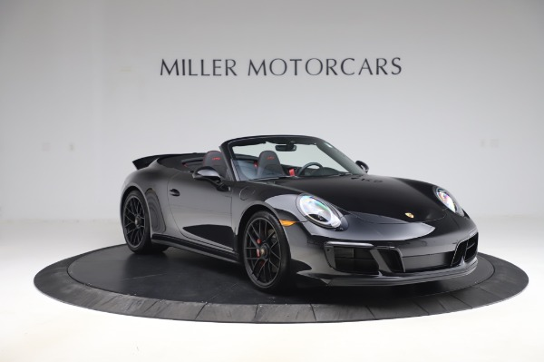 Used 2018 Porsche 911 Carrera 4 GTS for sale $137,900 at Pagani of Greenwich in Greenwich CT 06830 10