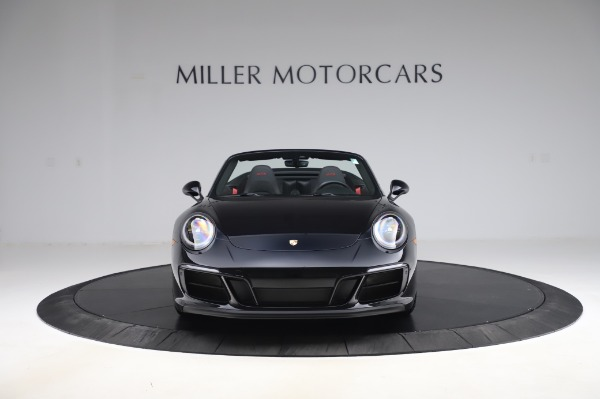 Used 2018 Porsche 911 Carrera 4 GTS for sale $137,900 at Pagani of Greenwich in Greenwich CT 06830 11