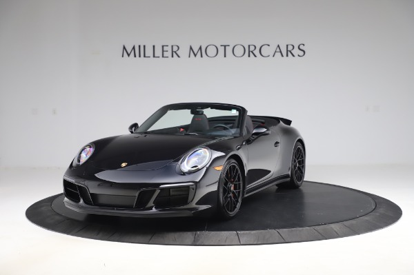 Used 2018 Porsche 911 Carrera 4 GTS for sale $137,900 at Pagani of Greenwich in Greenwich CT 06830 12