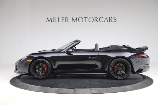 Used 2018 Porsche 911 Carrera 4 GTS for sale $137,900 at Pagani of Greenwich in Greenwich CT 06830 2