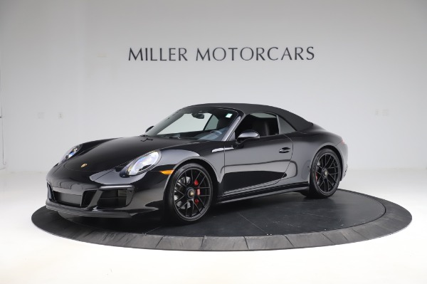 Used 2018 Porsche 911 Carrera 4 GTS for sale $137,900 at Pagani of Greenwich in Greenwich CT 06830 22