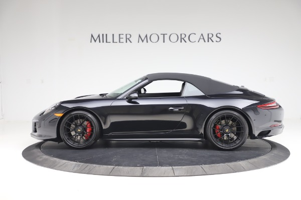 Used 2018 Porsche 911 Carrera 4 GTS for sale $137,900 at Pagani of Greenwich in Greenwich CT 06830 23